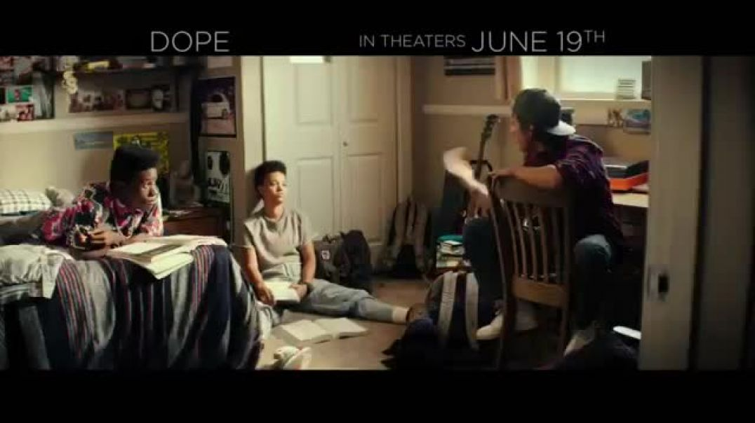 Watch Dope TV Movie Trailer Commercial Ad