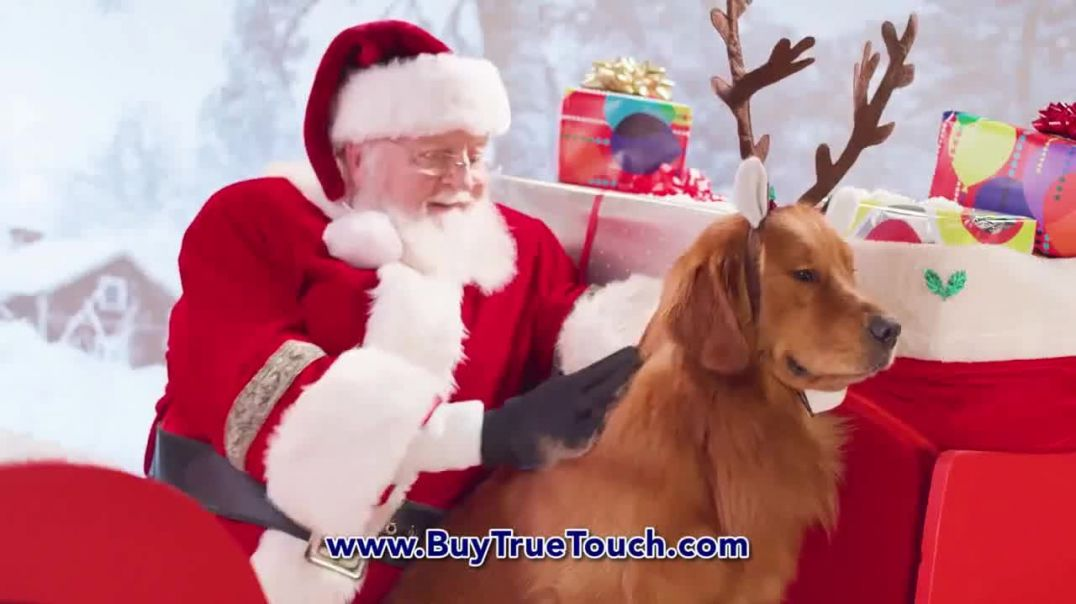 True Touch TV Commercial Ad, No Pets on the Sled.mp4