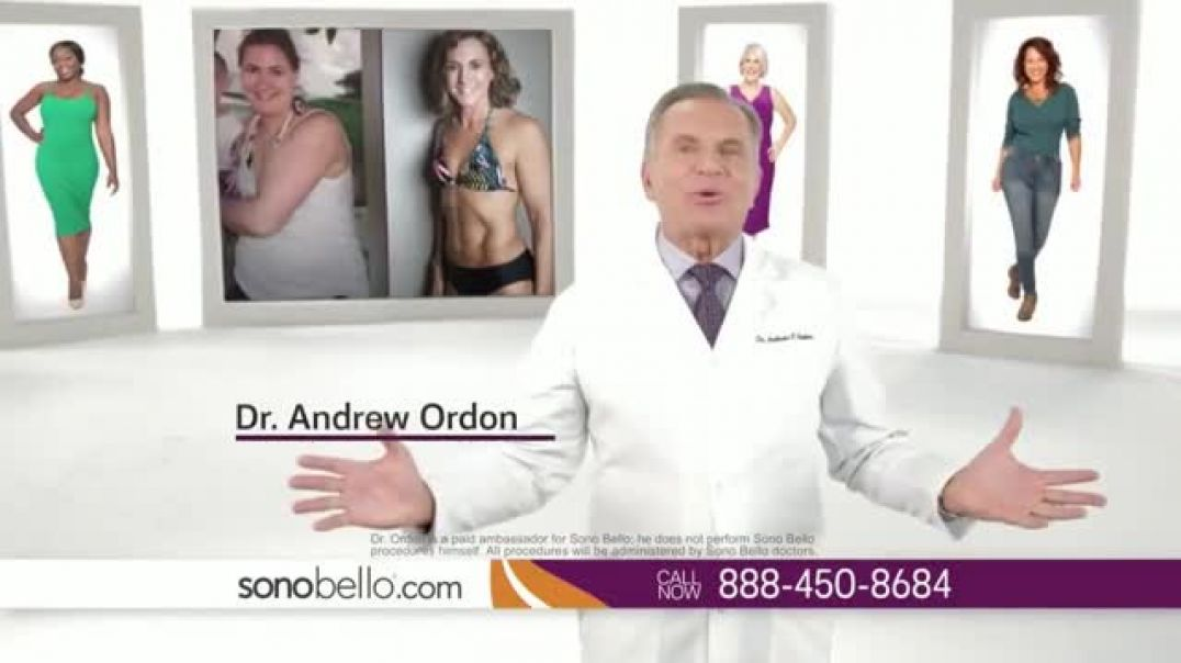 Sono Bello TV Commercial Ad Tried Every Fad Diet $500 Off Featuring Dr. Andrew Ordon.mp4