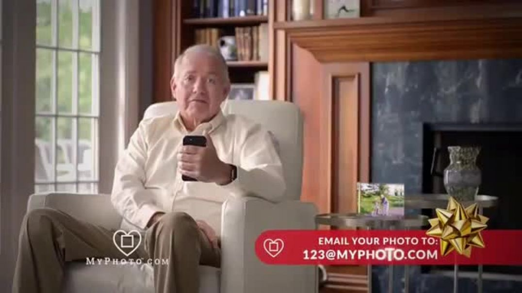 MyPhoto TV Commercial, Holidays One Amazing Shot Commercial.mp4