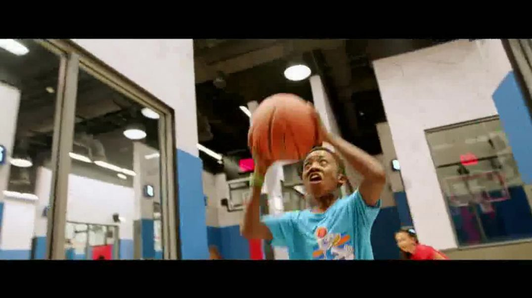 DisneyWorld TV Commercial Ad, 'Best Day Ever NBA Experience' Featuring Ramon Reed Ad, Kaylin Hayman.