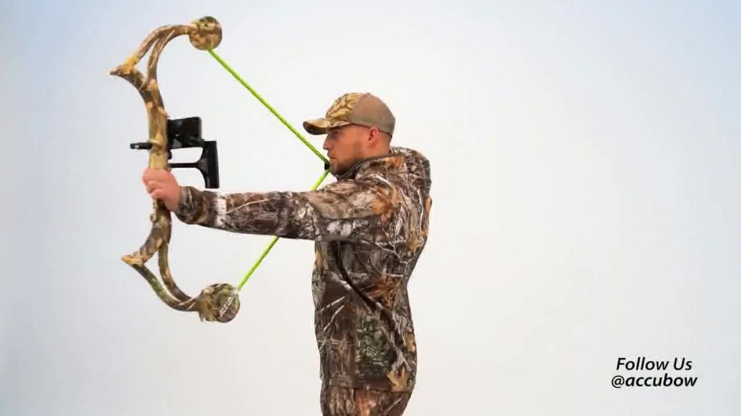 AccuBow TV Commercial Ad Virtual Archery.mp4
