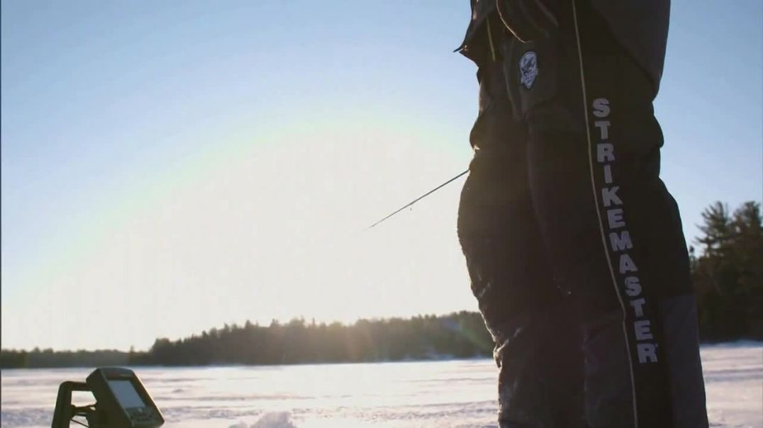 StrikeMaster Surface Suit TV Commercial Ad Ice Anglers.mp4