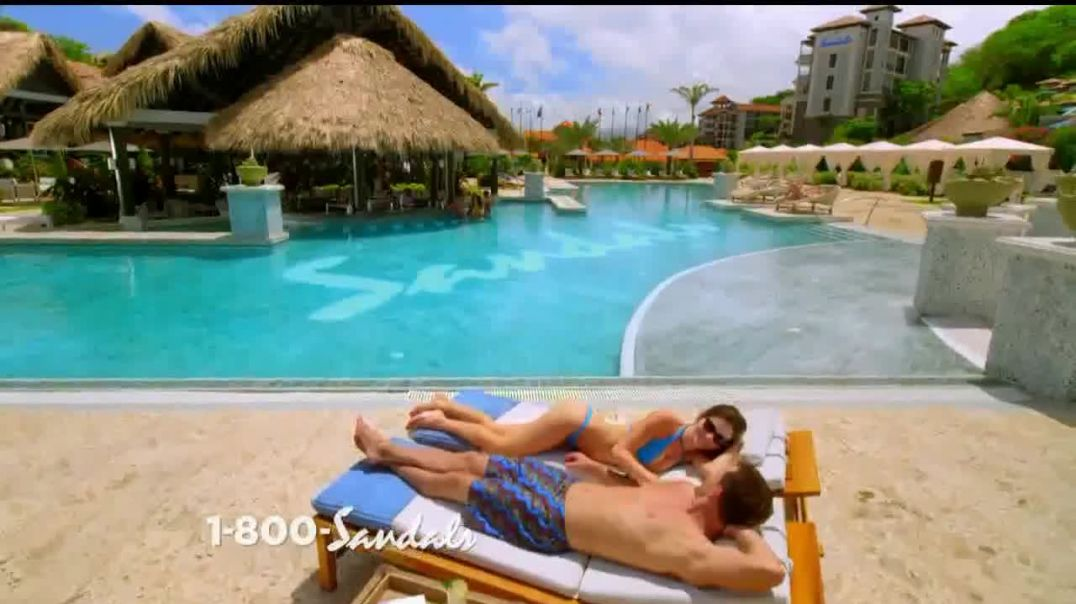 Sandals Resorts TV Commercial Ad Earn Our Stars Up to 65 Percent Off.mp4
