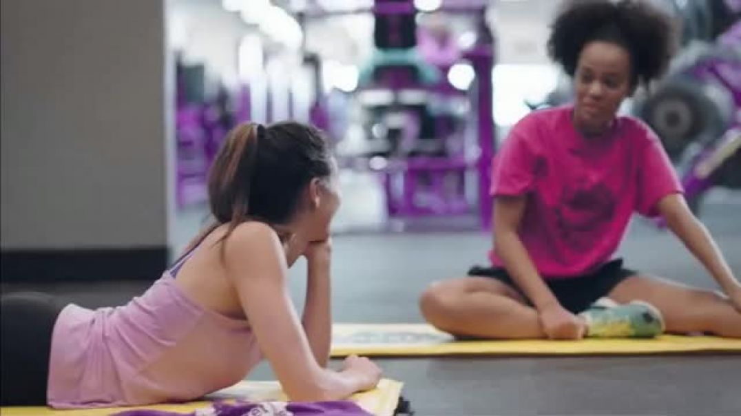 Planet Fitness 25 Cents Sale TV Commercial Ad No Commitment.mp4