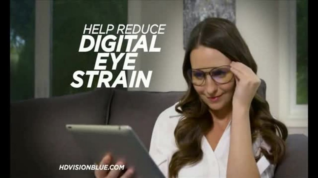 HD Vision Special Ops Blue Light Block TV Commercial Ad You Know It.mp4