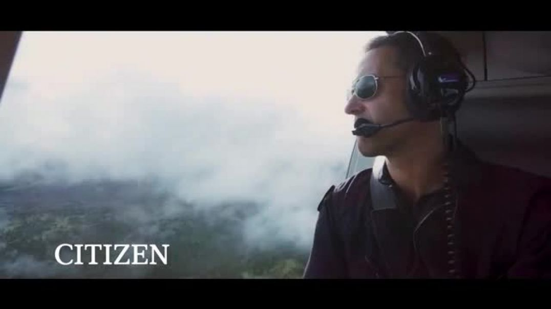 Citizen Watch Promaster Navihawk TV Commercial Ad Soaring High Above.mp4