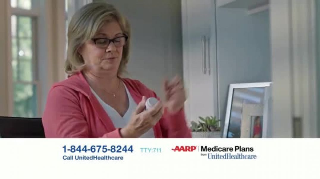 UnitedHealthcare Medicare Plans TV Commercial Ad Pinboard.mp4
