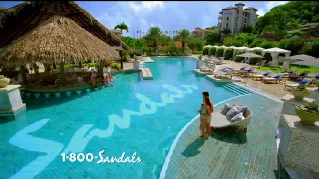 Sandals Resorts TV Commercial Ad Earn Those Stars Mmm.mp4