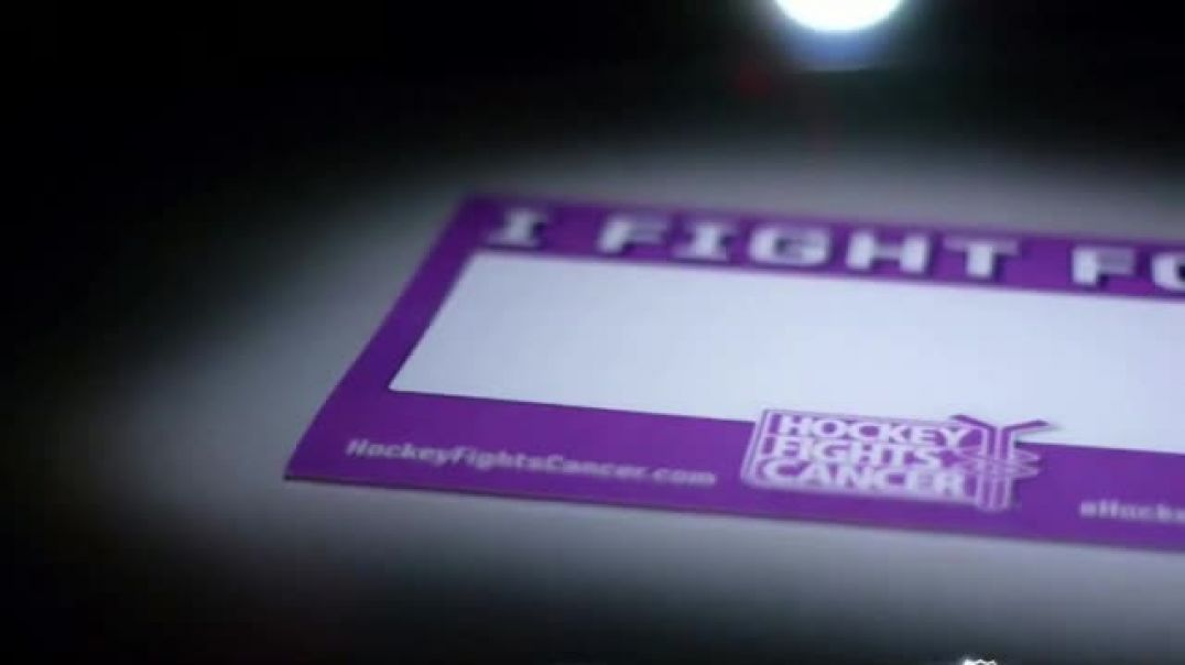 American Cancer Society TV Commercial Ad Hockey Fights Cancer.mp4
