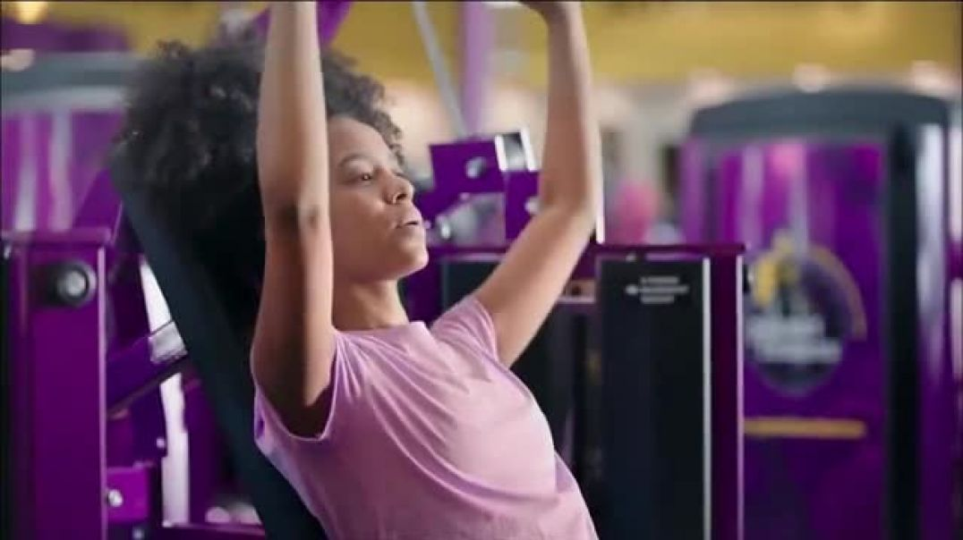 Planet Fitness 25 Cents Sale TV Commercial Ad Free Fitness Training.mp4
