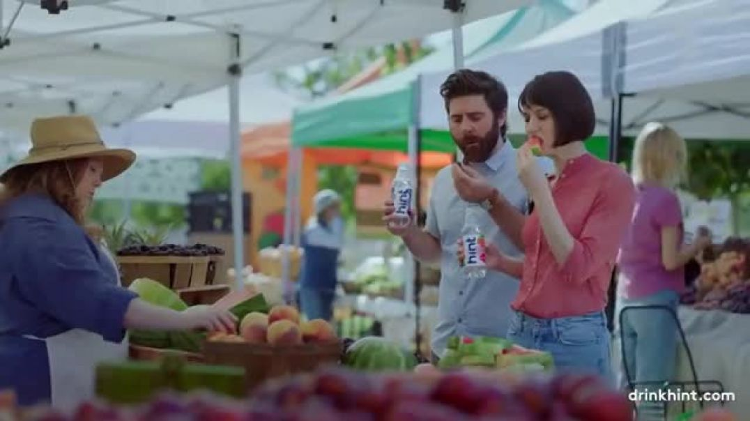 Hint TV Commercial Ad Farmers Market Free Gift.mp4