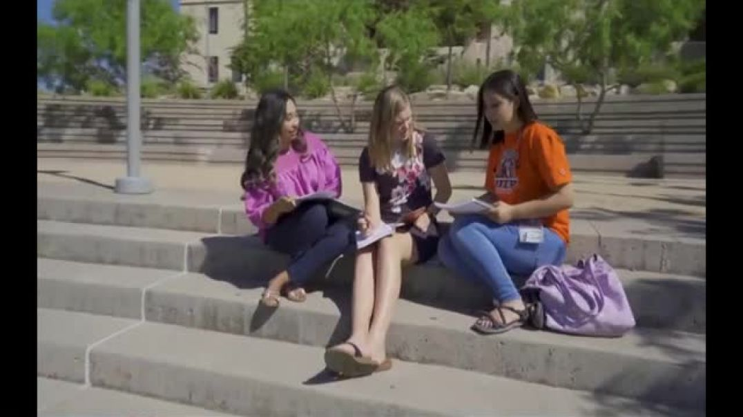University of Texas at El Paso TV Commercial Ad No Compromise.mp4