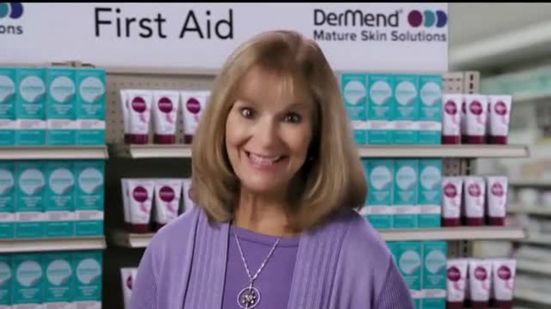 DerMend TV Commercial Ad Exciting News