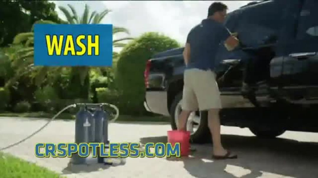 CR Spotless Water Systems TV Commercial Ad Snap to Clean.mp4