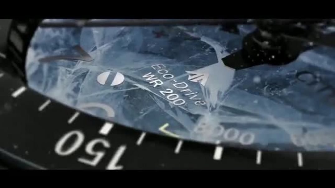 Citizen Watch Promaster Altichron TV Commercial Ad Uncharted Territories.mp4