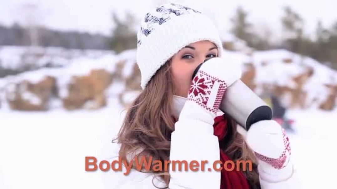 Bodywarmer Thermal Hoop TV Commercial Ad Hat and a Heavy Coat.mp4