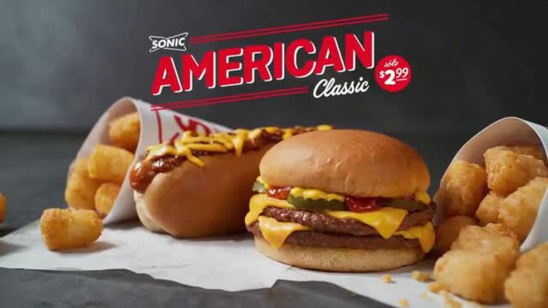 Sonic DriveIn American Classic TV Commercial Ad Thank You America.mp4