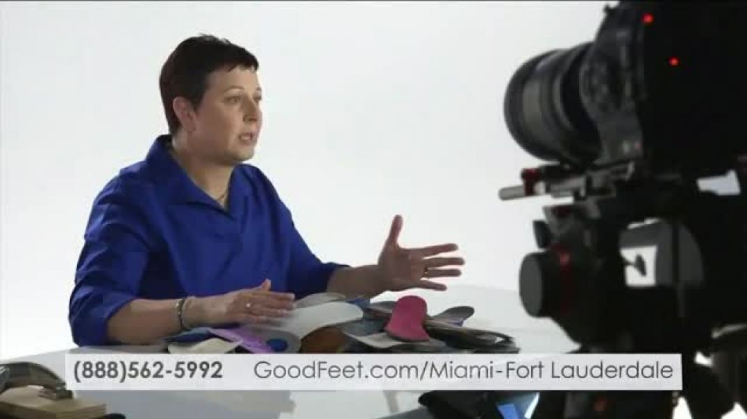 The Good Feet Store TV Commercial Ad Teresas Good Feet Story Tried Everything.mp4