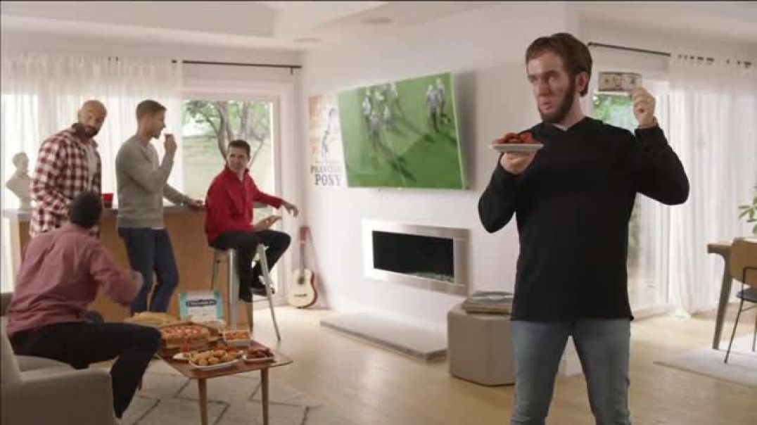 Pizza Hut $5 Lineup Super Bowl 2019 TV Commercial Ad Get All the Wings.mp4