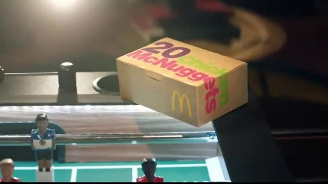 McDonalds 20Piece Chicken McNuggets TV Commercial Ad Jimmy the Spinner McDelivery.mp4