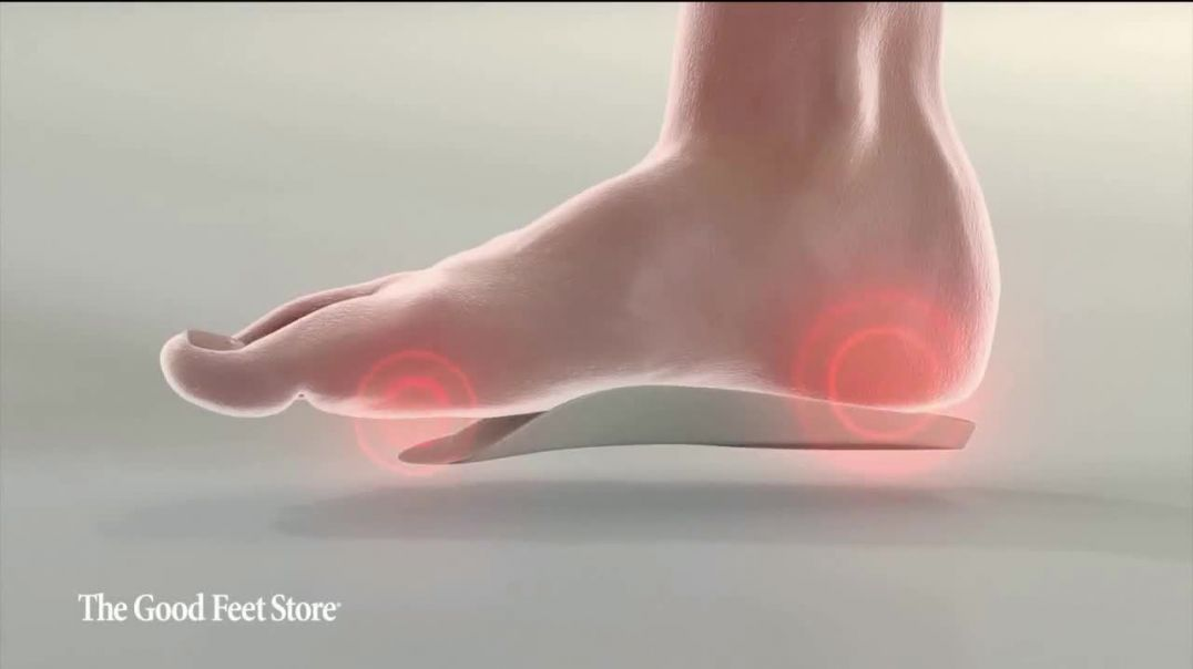 The Good Feet Store TV Commercial Ad Feel Better.mp4