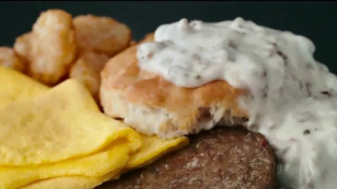Hardees 2 3 More Menu TV Commercial Ad Makes Breakfast Simple.mp4