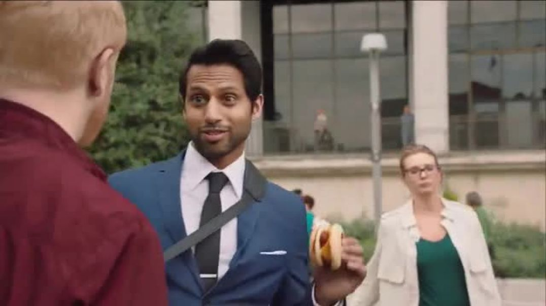 Dunkin Donuts Smoked Sausage Breakfast Sandwich TV Commercial Ad FOMOSS.mp4