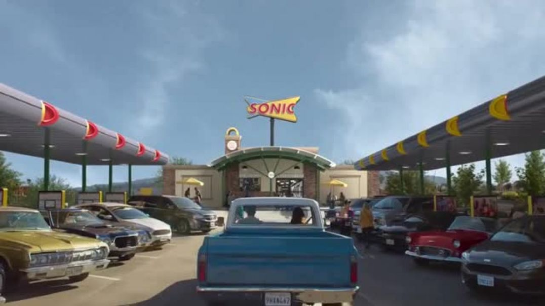 Sonic DriveIn 50Cent Corn Dogs TV Commercial Ad Two Handsome Guys.mp4