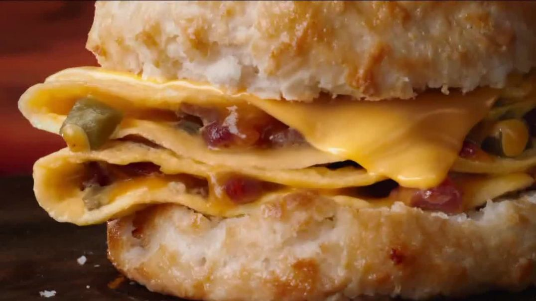 Hardees Southwest Omelet Biscuit and Burrito TV Commercial Ad Say Good Morning.mp4