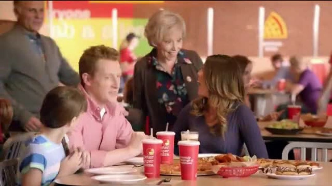 Peter Piper Pizza Pizza and Wings TV Commercial Ad Bring It All Together.mp4