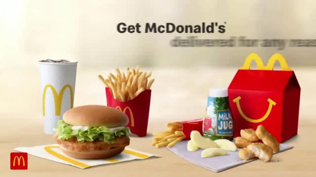 McDonalds TV Commercial Ad Reason #9 Extra Ad Extra Ad Extra Well Done.mp4