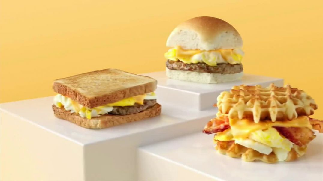 White Castle Breakfast Sliders TV Commercial Ad Humpty D 2 for 3.mp4