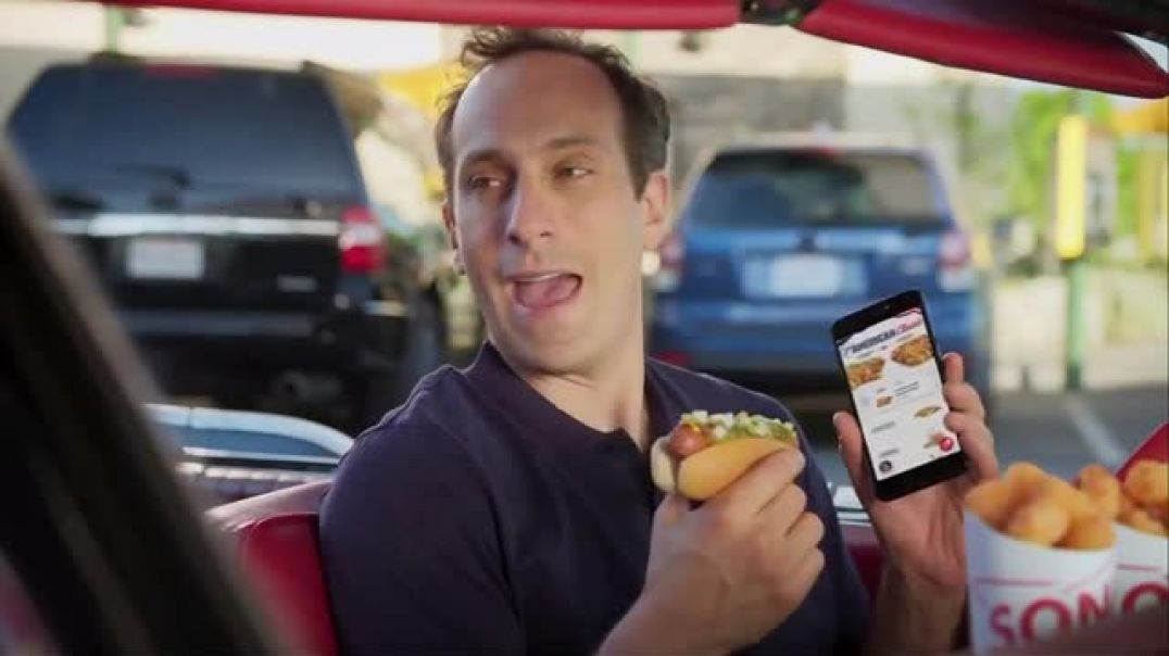Sonic DriveIn American Classic TV Commercial Ad The Good Old Days.mp4