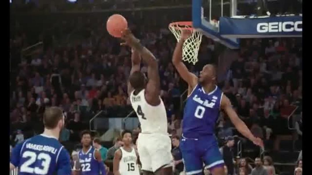 Big East Conference TV Commercial Ad 2020 Big East Tournament Madison Square Garden.mp4