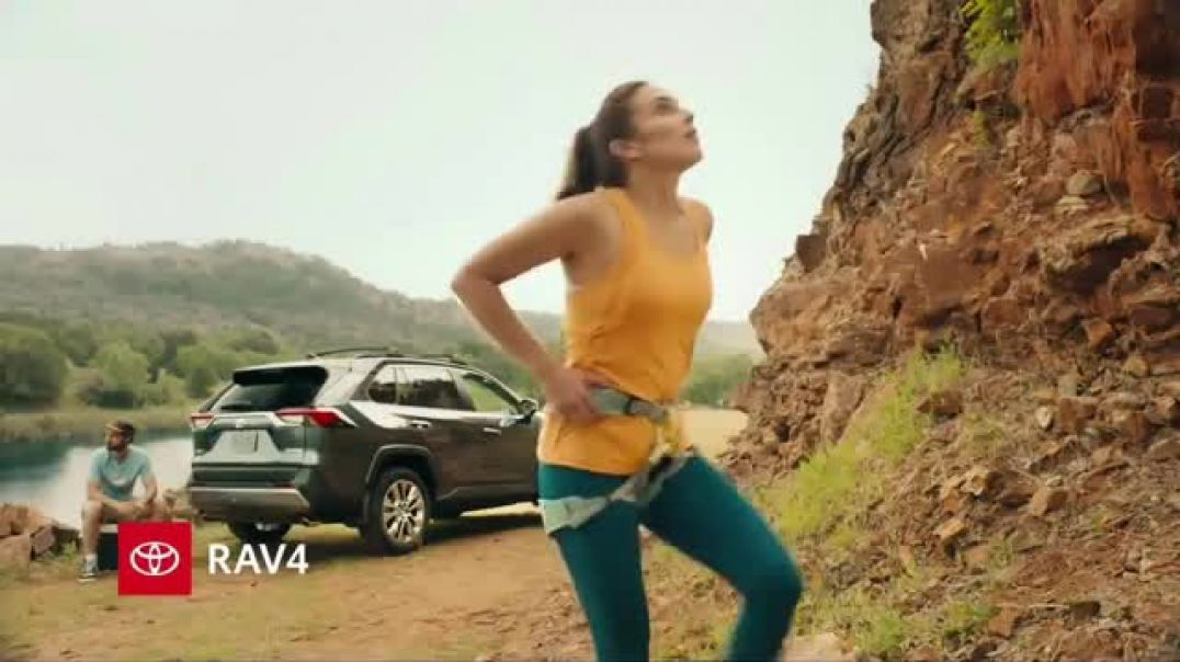 2019 Toyota RAV4 TV Commercial Ad Carabiners .mp4
