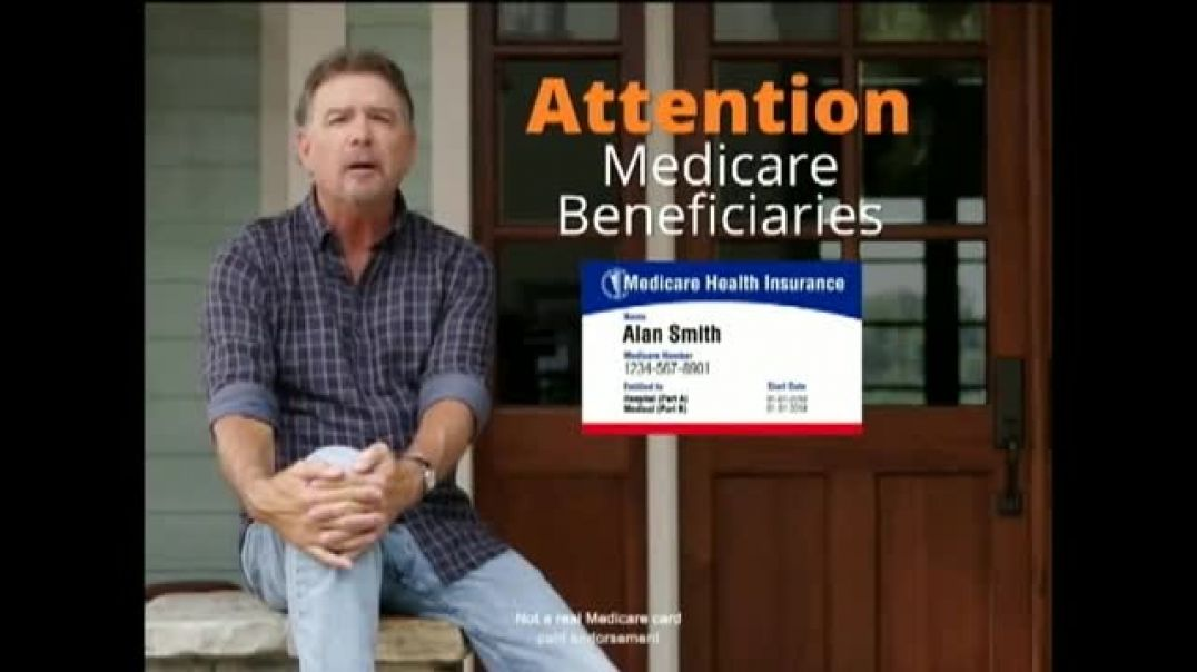 HealthMarkets Insurance Agency TV Commercial Ad 80% of Your Costs Featuring Bill Engvall [Spanish] .