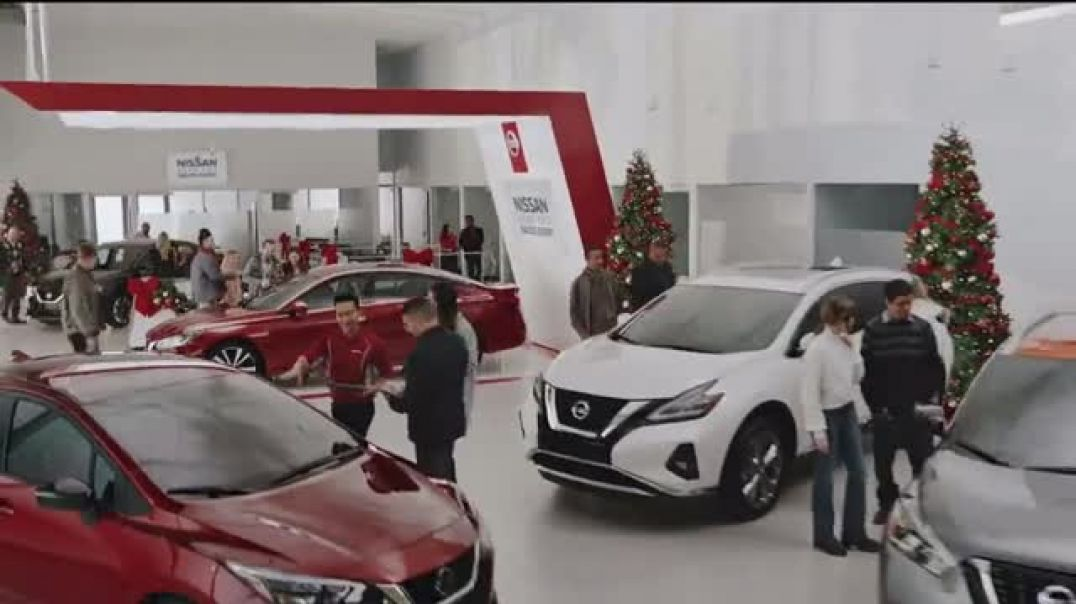 Nissan Year End Sales Event TV Commercial Ad Black Friday .mp4