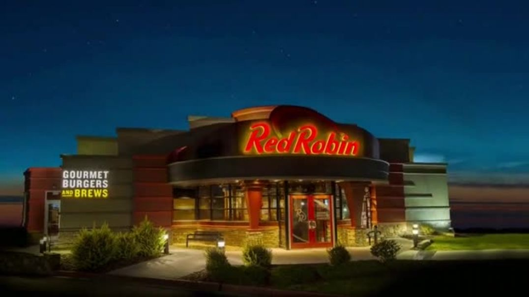 Red Robin TV Commercial Ad Two Free Bottomless Sides .mp4
