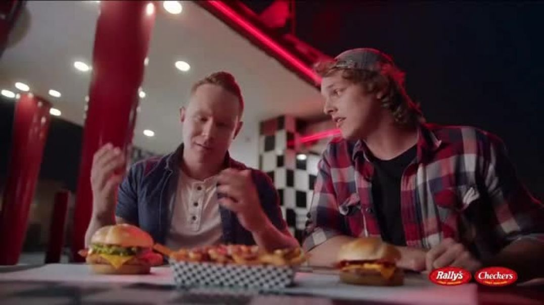 Checkers & Rallys TV Commercial Ad The Festival of Bacon .mp4