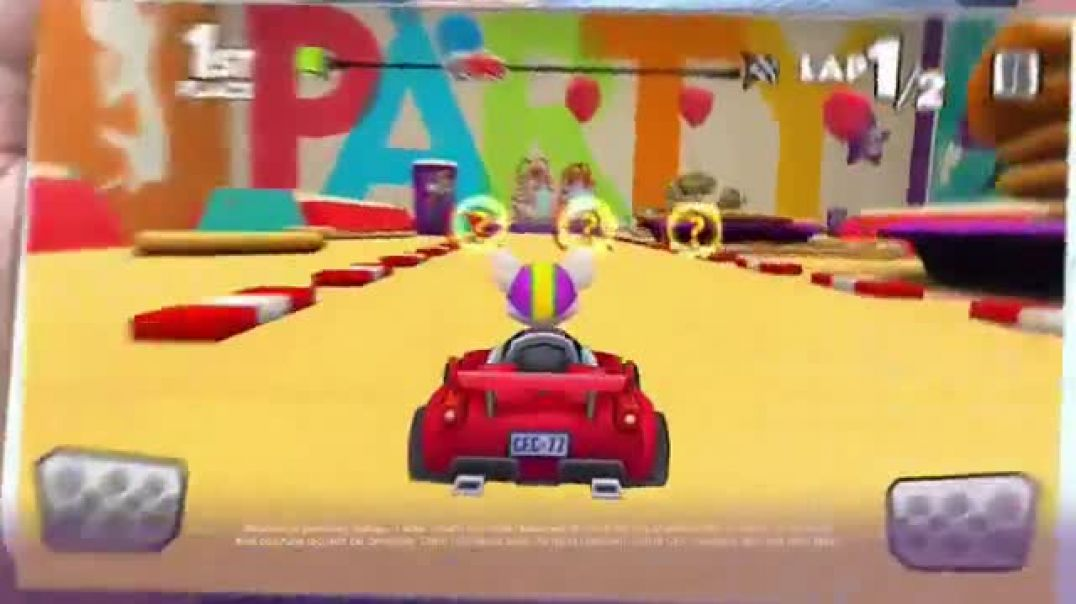 Chuck E. Cheeses Racing World TV Commercial Ad Win Tickets at Home .mp4