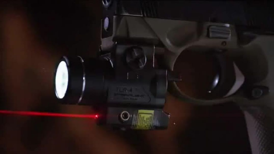 Streamlight TV Commercial Ad Tactical Light With Laser .mp4
