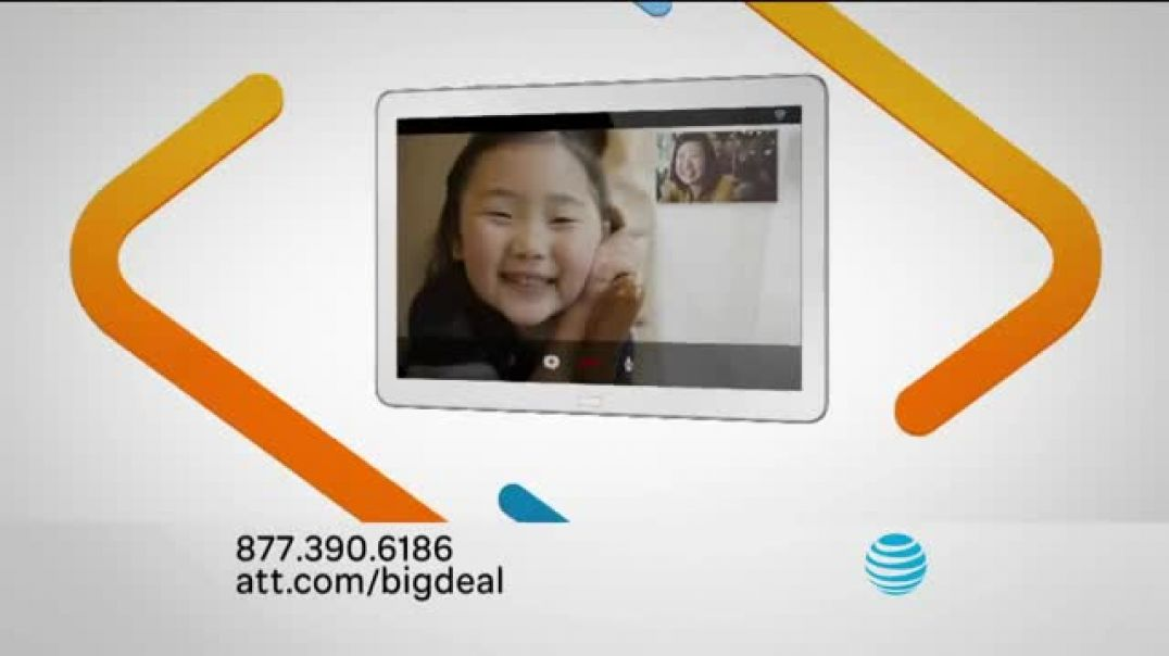 AT&T High Speed Internet TV Commercial Ad Peace of Mind .mp4