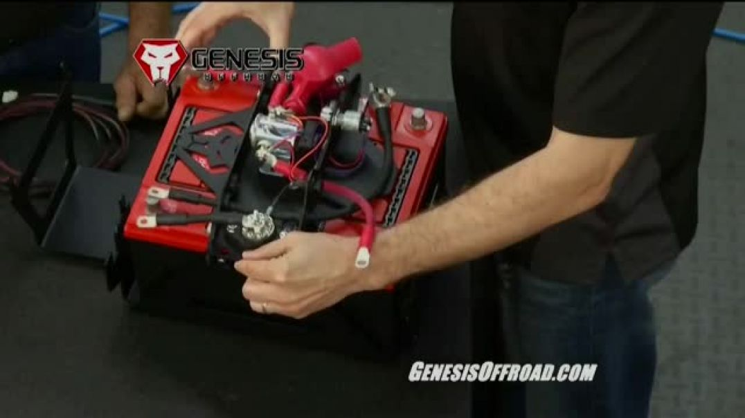 Genesis Offroad Dual Battery Kit TV Commercial Ad Protect Yourself.mp4