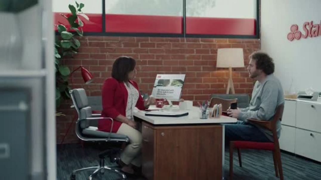 State Farm TV Commercial Ad Challenger Featuring Chris Owen.mp4