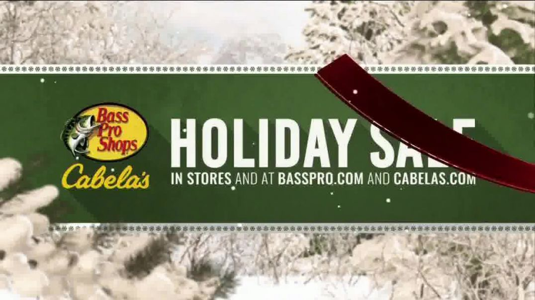 Bass Pro Shops Holiday Sale TV Commercial Ad Bulk Ammo.mp4