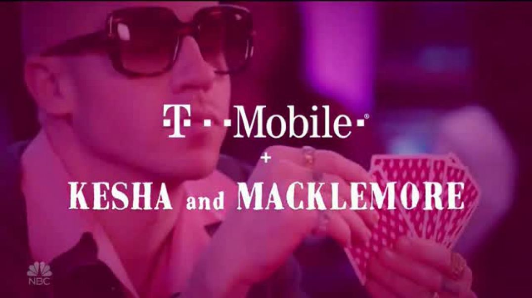 TMobile TV Commercial Ad The Game Featuring Kesha Ad Macklemore .mp4