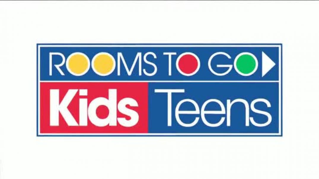 Rooms to Go Kids and Teens Holiday Sale TV Commercial Ad Complete Twin Bed Ad Dresser and Mirror.mp4