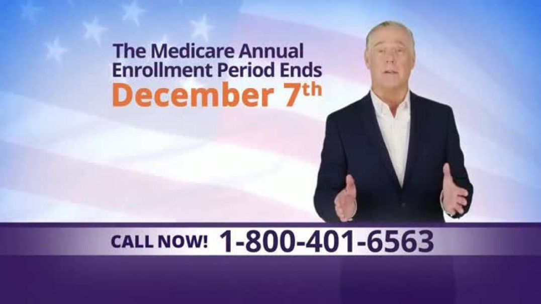 MedicareAdvantage.com TV Commercial Ad Additional Free Benefits