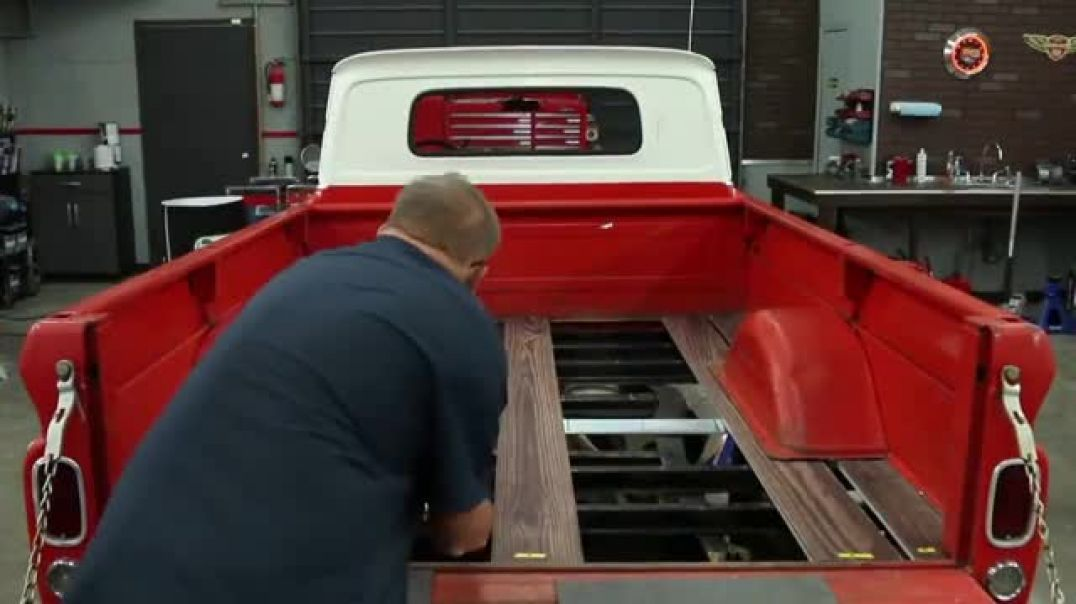 LMC Truck TV Commercial Ad Aluminum Bed Floor Systems.mp4
